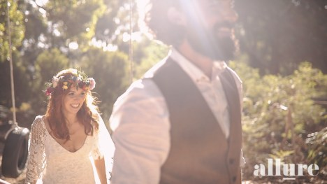 Nicole & Denis - Log Cabin Ranch Wedding video - Allure Wedding Films 7