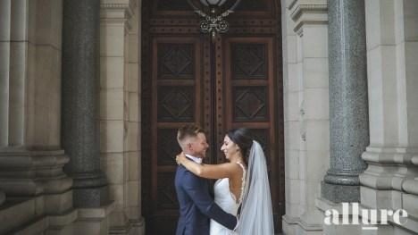 Laura & Adam - Rivers Edge Wedding Video - Allure Productions Wedding Film 1