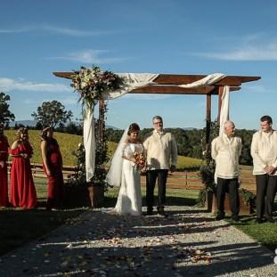 Yarra Ranges estate - Anna & Mark - Allure Productions wedding film 1