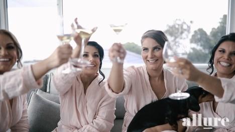 Delivina & Stefano - Luminare wedding video - allure productions 1