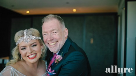 Lara & Colby - Encore Wedding Video - Allure Productions 9
