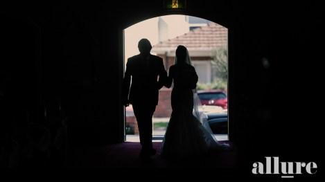 Emily & Dan - Wedding video Melboourne 8