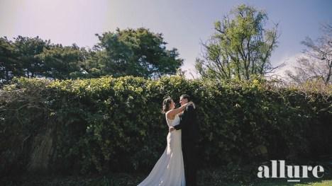 Jessica & Mitchell - Seppelts Winery - Ballarat Wedding - Allure Productions -_