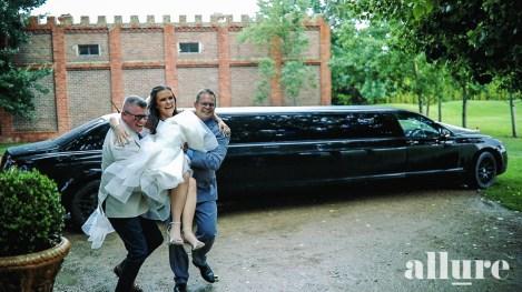 Danielle & Daniel - Stones wedding video - Allure Productions 3