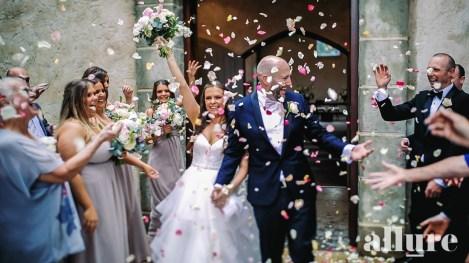 Danielle & Daniel - Stones wedding video - Allure Productions 6