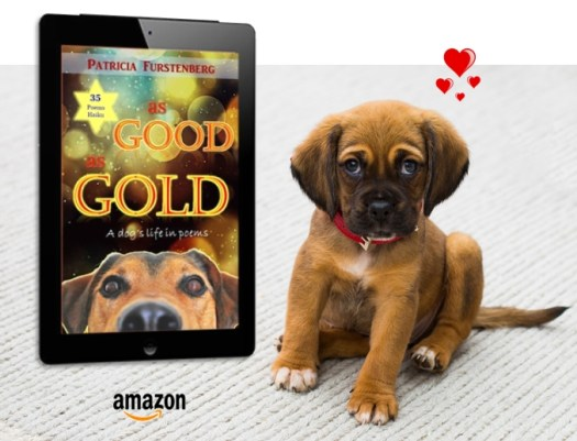 As Good as Gold, poetry for dog lovers