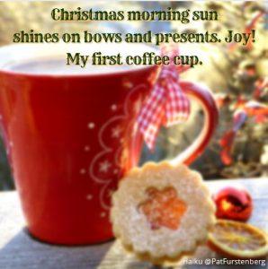 Joy, Christmas Haiku
