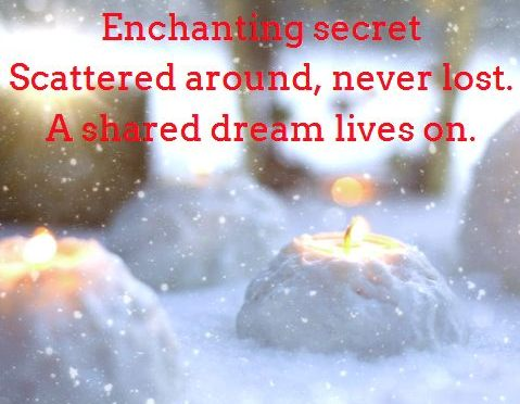 Candlelight , #Christmas #Haiku via @PatFurstenberg