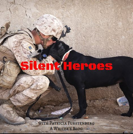 Dogs, the Silent Heroes of any war