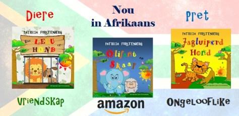 Nou in Afrikaans - kinderboeke 4+ - Get them on Amazon