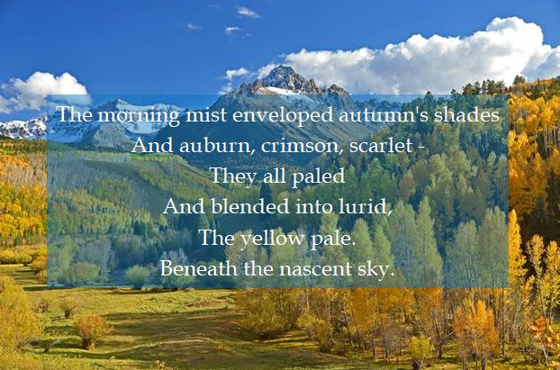 Lurid, Autumn's Gold