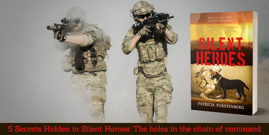 Political secrets revealed in Silent Heroes