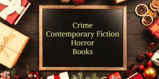 find crime, contemporary fiction, psychological horror books Books Christmas gift ideas feed your kindle
