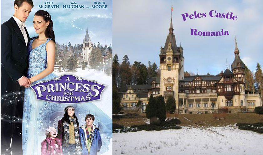 Romania Movie Locations Peles Castle
