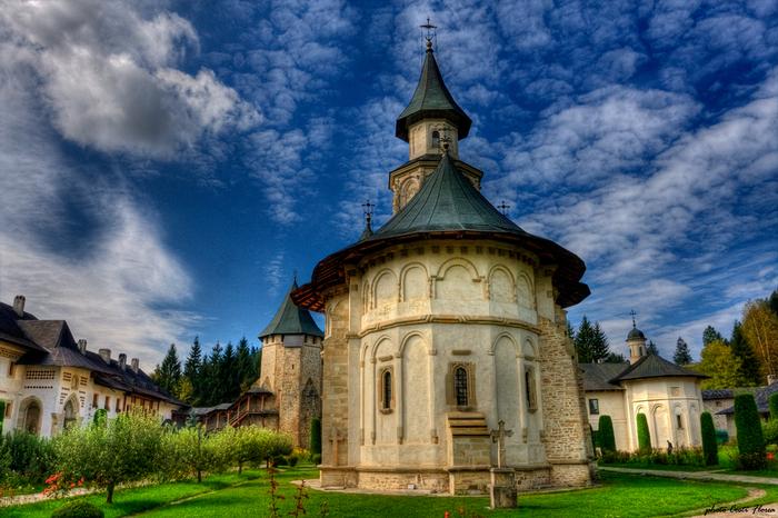 Stephen the Great, 14th century Prince pf Moldavia, Putna Monastery