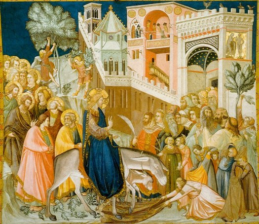 Palm Sunday - flowers of Easter Plants in Christianity and Romanian Folklore