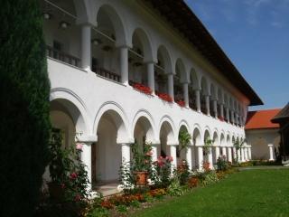 Brancoveanu Monastery i Transylvania, built by a Wallachian Prince