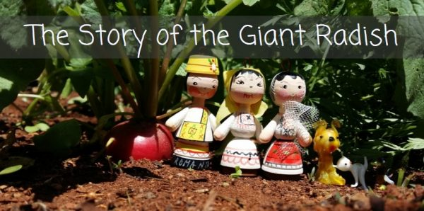 the story of the giant radish