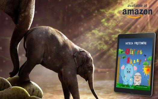 Die Olifant en die Skaap - Patricia Furstenberg Amazon