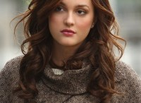 leighton meester natural hair color leighton meester ...