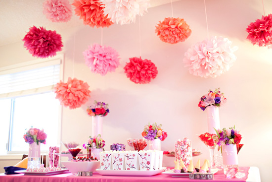Baby Girl Nursery Pink Wallpaper It S A Girl Baby Shower Wording All Urz Party Planning