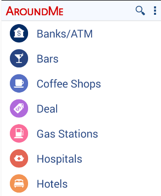 Top 5 Free Android Apps To Find Nearby Atm Restaurants