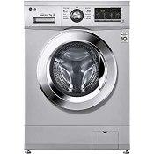 best washing machine for home use LG 8.0 kg Inverter Fully-Automatic Front Loading Washing Machine