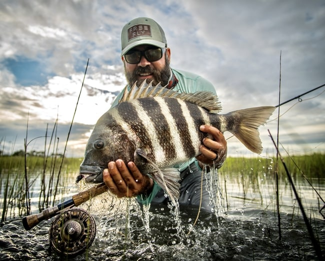 can fly reels get wet