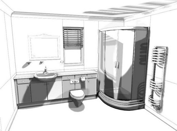 All Water Solutions CAD Bathroom Design Using BathCAD