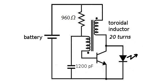 circuit diagram inductor