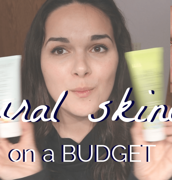 OFF TOPIC: Natural Skincare!