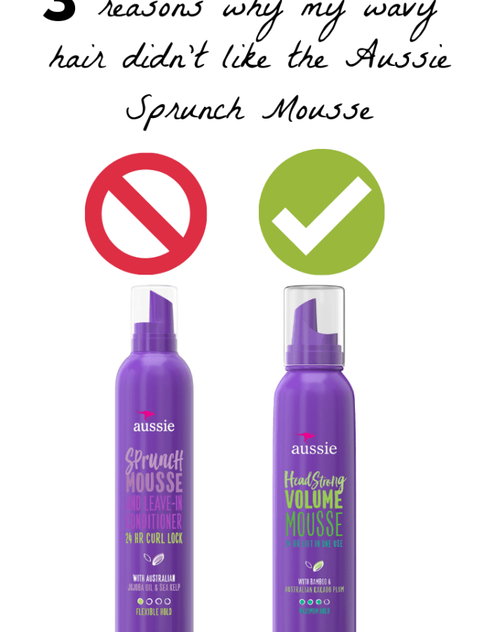 (critical) review: aussie sprunch mousse