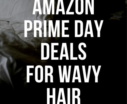 Wavy Hair Amazon Prime Day Deals 2019
