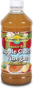 apple cider vinegar raw wavy hair