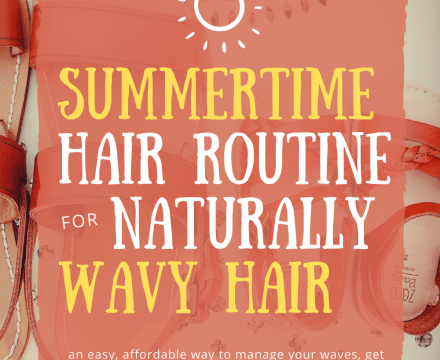 Summer 2020 Wavy Hair Routine for Heat & Humidity (Using Gel in a Wavy Hair Routine for 2a 2b Wavy Hair)