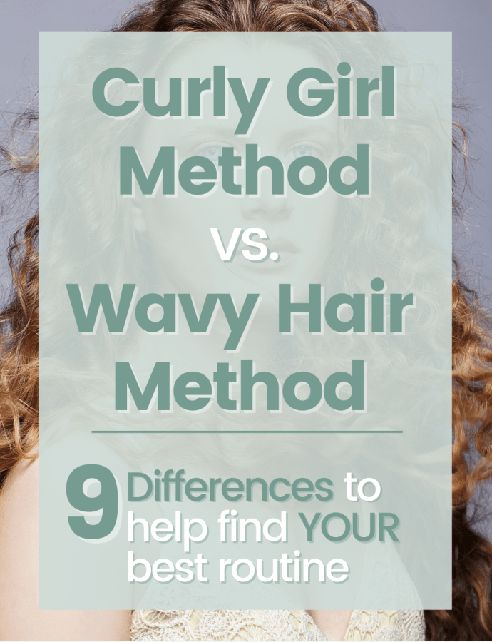 CGM for Wavy Hair | The Key Differences Between the Curly Girl Method and Wavy Hair Method | Wavy Girl Method – Wavy Hair Method | How to Do the Curly Girl Method for Wavy Hair
