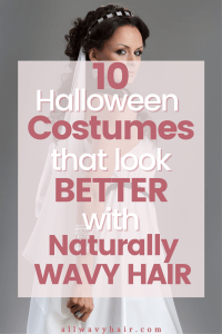 halloween costumes better with wavy and curly hair shows image of a greek goddess cosplay pinterest pin