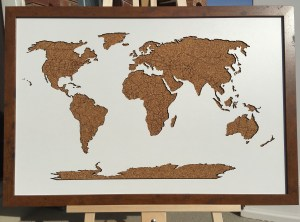 World Maps Archives - All Ways Artwork