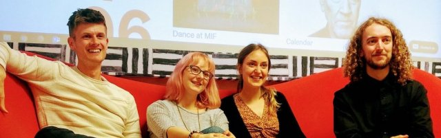 Creative Critics MIF 2019 Artists