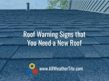 Roof Warning Signs that Signal Roof Replacement