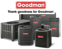 Goodman Manufacturing Air Conditioning And Heating For ...