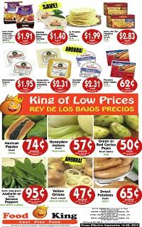 Food King Weekly Ad El Paso Tx : weekly, Weekly, Circular, Specials