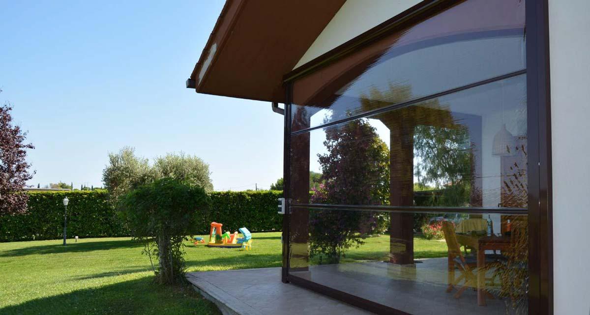 Der Flexible Windschutz Für Ihre Terrasse Zum