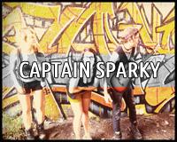 Captain Sparky Halifax Anti Folk