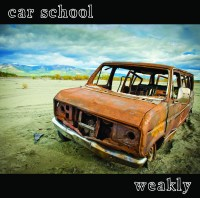 Car School Pop Punk CD/EP Cover Art
