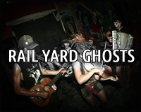 Rail Yard Ghosts USA Folk Punk