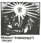 Wingnut Dishwashers Union WDU Self Titled CD