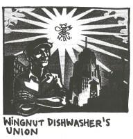 Wingnut Dishwashers Union WDU Self Titled CD