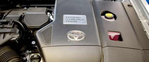 2010 toyota highlander hybrid maintenance schedule