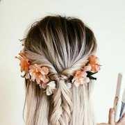 romantic braid hairstyles
